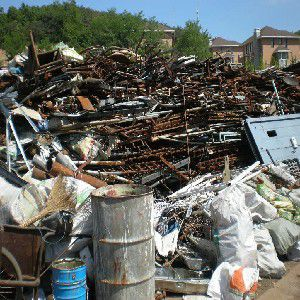 供应青岛市南物资回收中心 崂山哪家物资回收中心价格高【世佳拆除】