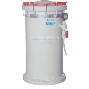 供应供应多种高品质的电镀过滤器 精密过滤器 高效过滤器 袋式过滤器 BF-2008
