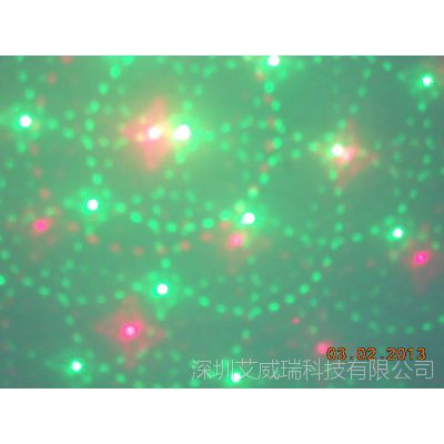 厂家直销 KTV七彩旋转灯泡 带声控 迷你LED激光灯 舞台灯光