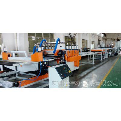 供应PP中空塑料建筑模板生产线