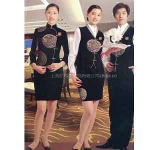 TISUN公司,定制,订制,酒店工作服,宾馆制服,餐饮工服,纯棉厨师服。