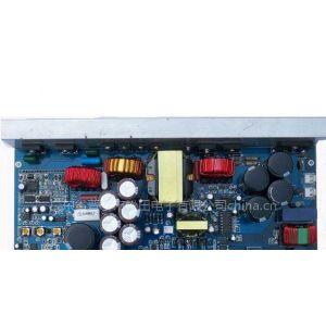 供应带电源400W广播数字功放板