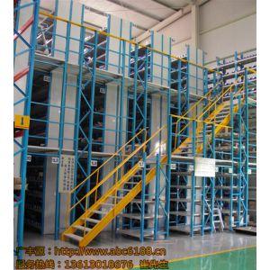 供应阁楼货架 楼梯式货架 组装货架