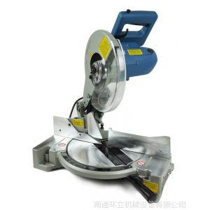 供应东成斜切割机J1X-FF-255角度切割机 锯铝机 斜切锯 送原厂锯片