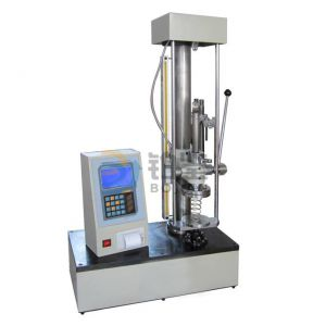 供应手动弹簧拉压试验机 BJTLY-S500、1000、2000N液晶显示手动弹簧拉压试验机