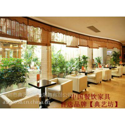 深圳小肥羊火锅桌椅指定家具厂 广州的西餐厅桌椅家具公司