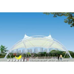 供应 广东膜结构雨棚,湛江膜结构舞台设计