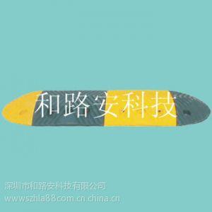 供应深圳南山减速带厂家供应各式减速带定制