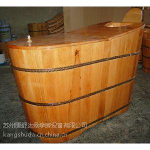 苏州泡澡浴桶香柏木木桶浴缸KSD-G0034 康舒达品牌