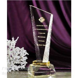 供应马年水晶奖杯 马年活动比赛奖杯 马年优秀员工奖杯