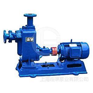 s上海连渠泵业厂家直销排污泵 专业生产自吸排污泵