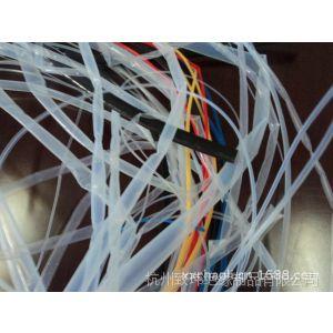 供应超薄4:1铁氟龙热缩管/聚四氟乙烯PTFE热缩管耐高温260度热缩套管