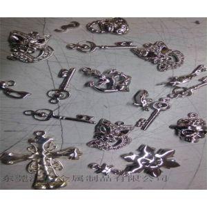 供应承接多种款式锌合金吊坠 饰品配件毛胚加工