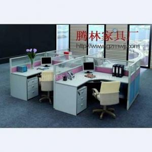 供应广州腾林家具/屏风办公卡位/员工屏风办公桌/组合屏风办公桌