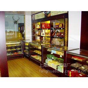 上海保健品展柜制作 保健品店展示橱窗设计制作 店面设计装修
