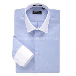 供应成都衬衣定做 成都衬衫 成都时尚衬衫 成都服装