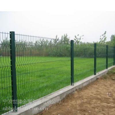 供应供应浙江宁波地区厂家专业生产小区、工厂、公路隔离、山地防护用双边丝护栏网
