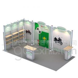 供应组装展架 便携展位 移动展架 广告器材