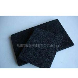 供应PU导电海绵 PU导电高密度海绵 PU导电泡棉
