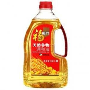 供应福临门 天然谷物调和油1.8L