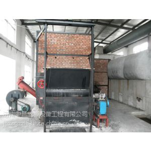供应卧式简单操作燃煤链条热风炉