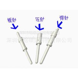 供应厂家直销 ELCON端子 Z12YAu模块电源连接器插针 2.38镀银插针 接插件