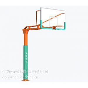 供应东莞固定式篮球架LX-012B