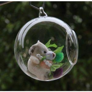 供应空心玻璃球 优质玻璃球 规格齐全 价格低廉 喷色空心球
