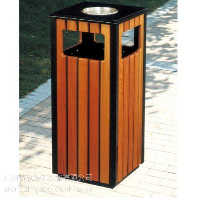 供应广州奇欣QX149B环卫垃圾桶 垃圾果皮箱