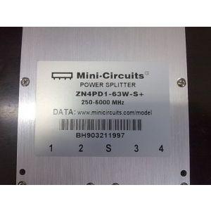 供应MINI-circuit 功分器 ZN4PD1-63W-S