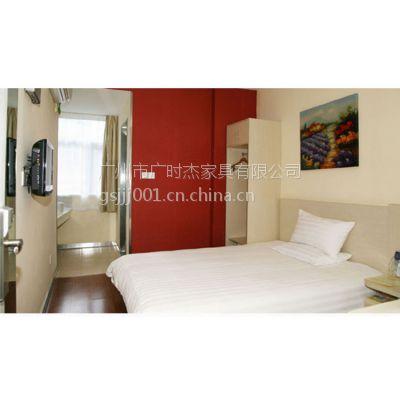 广州酒店成套家具商务时尚酒店家具 套房酒店家具 板式经济型宾馆家具厂销