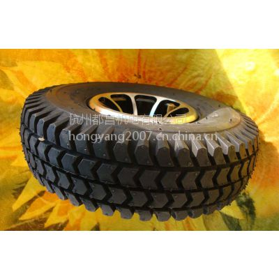 10寸正新轮胎260*85轮胎代步车耐磨内外轮胎3.00-4
