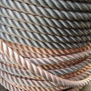 供应厂方直销高空 外墙 清洗 变色龙 锦纶 三股绳