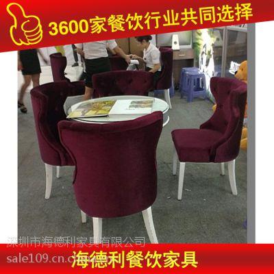 多地包邮 现代水曲柳餐桌 幼儿园桌子 厂家生产外卖 深圳海德利家具 专业餐饮家具定制