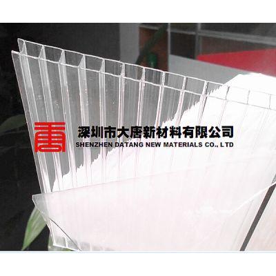供应江门阳光板-江门透明耐力板供应-江门PC波浪瓦树脂瓦厂家