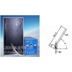 供应单根电线电缆倾斜燃烧试验机GB 12666标准