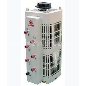 供应正泰电器 三相交流接触器调压器 调压电源 TSGC2-15K