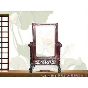 供应弘华木架工艺品、玉石木架