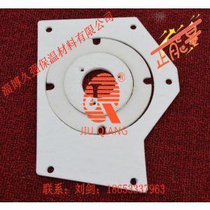 供应可耐高温的垫片垫圈陶瓷纤维垫片