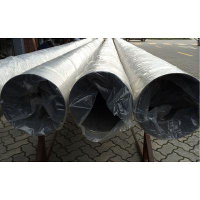 哪里有舟山304制品管?不锈钢抛光焊管,化工机械设备