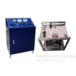 供应气体高压试压设备 液体高压检漏装置 密封性试验台