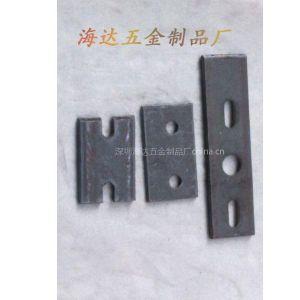 供应鼠标加重铁 各种塑胶五金加重铁 方形铁块