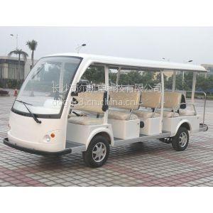 供应湖南朗晴牌电动观光车,电动看房车,电动接待车14座由长沙高尔电动车公司提供