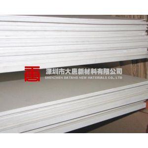 供应深圳HIPS白胶板-深圳475白胶板价格-深圳大唐HIPS塑料板供应