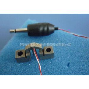 供应非标钼合金铆焊头 钼合金塑料热压刀头 异形哈巴头 E型热电偶感温线