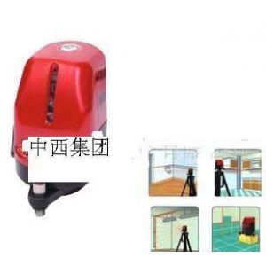 供应激光水平仪/红外线水平仪(两线的-铝合金三角支架) 型号:SAN10-LS99706(产品)