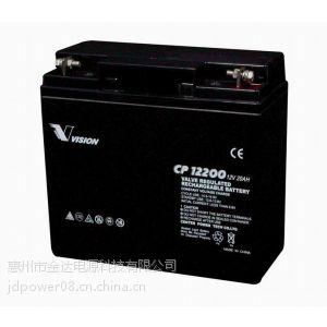 供应12V20AH医疗用蓄电池