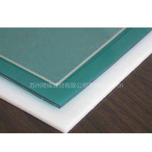 供应单面透明PC磨砂板、高透明PC板材片材