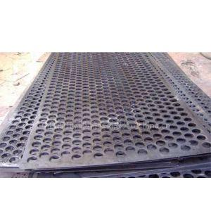 供应粮机设备洗麦机筛板冲孔板