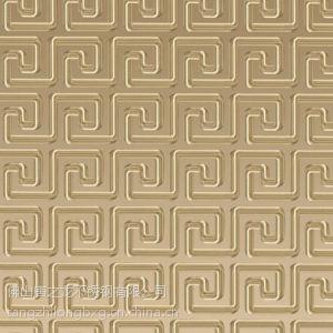 【直销重庆304防指纹钛金不锈钢拉丝蚀刻装饰板,建筑天花装修高质量不锈钢板装饰材料】